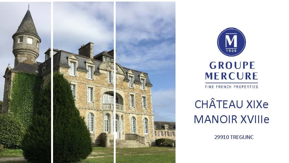 Example of brochure provided by Groupe Mercure